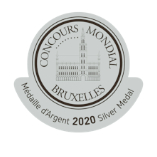medaille argent 2020