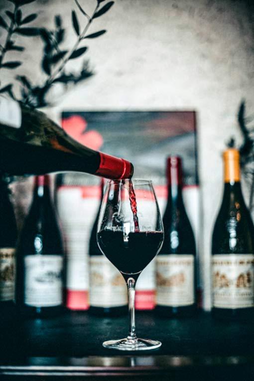Barils de vin - futs de chêne