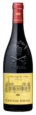 Chateau Fortia cuvée tradition