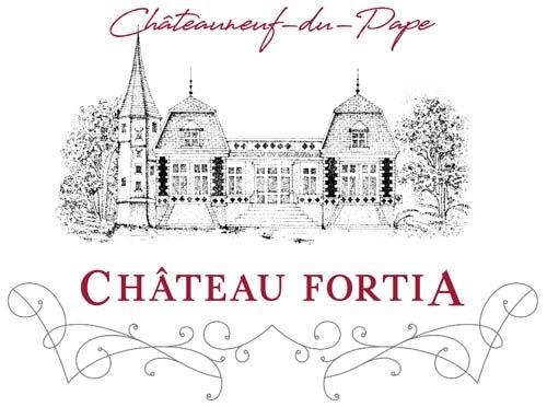 Le chateau Fortia