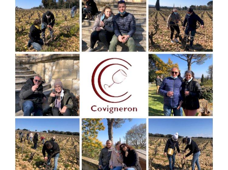 Premier atelier Covignerons - Session 2021