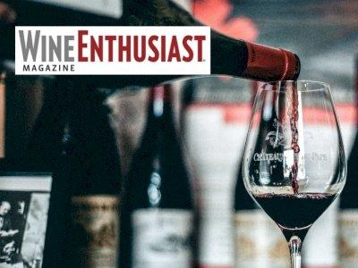 Le millésime 2017 mis à l'honneur par Wine Enthusiast