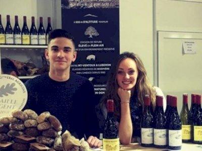 Nos vins médaillés au Salon de l'Agriculture