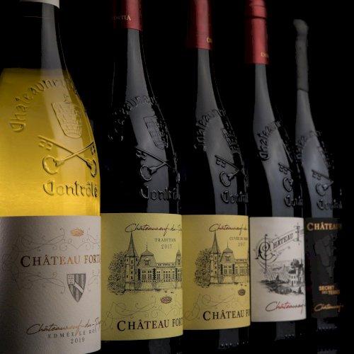 Connaissez vous tous les vins de Château Fortia?